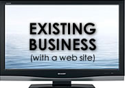 Existing Business a Web Site